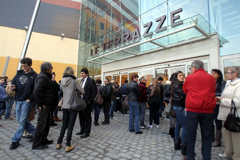 Awesome Le Terrazze Centro Commerciale La Spezia Ideas - Design ...